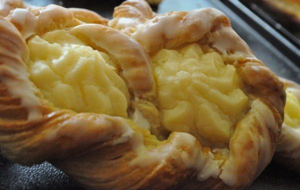 Puddingbretzel