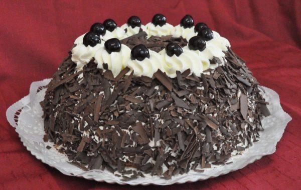 Schwarzwälder Kuppel Torte