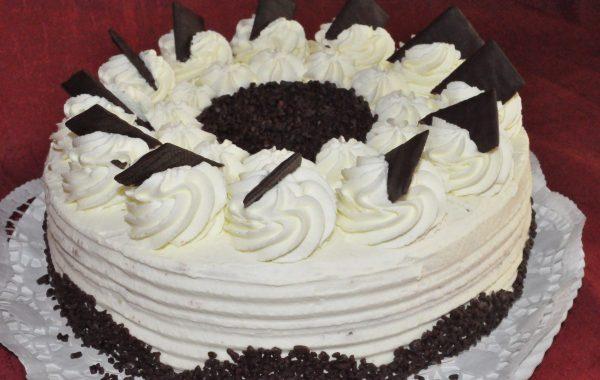 Minz Schokosplitter Torte