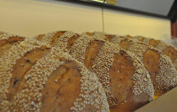 Dreikorn Brot