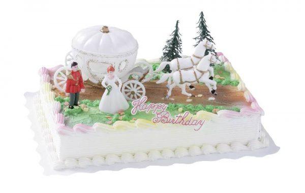 Aschenputtel Torte