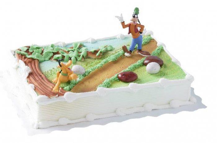 Goofy & Pluto Geburtstag Torte