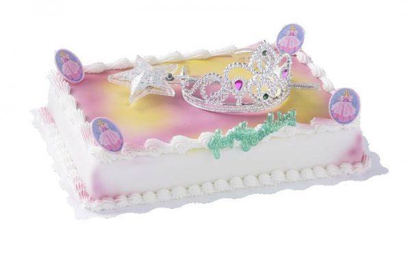 Prinzessin Geburtstag Torte