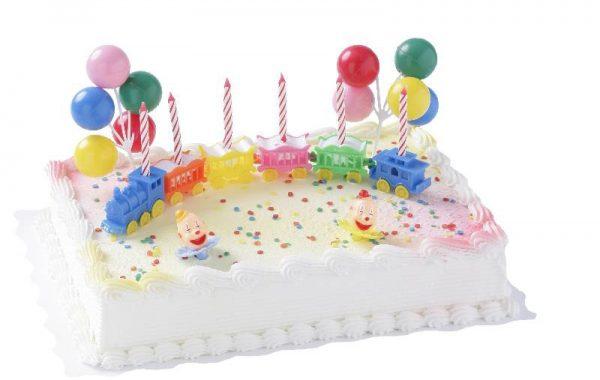 Zirkus Geburtstags Torte