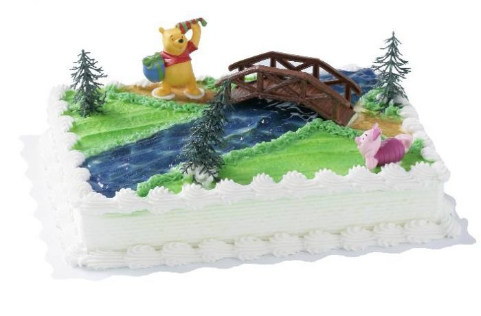 Winie Pooh Torte