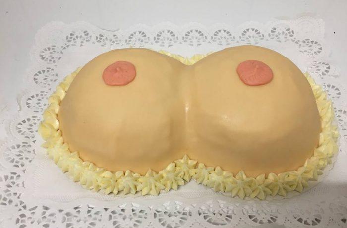 Sexy Brust Torte
